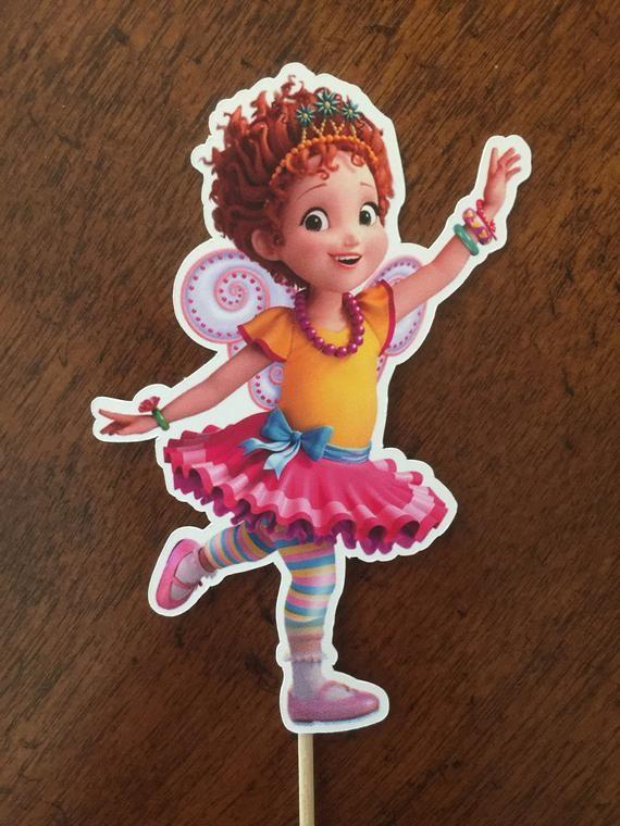 FANCY NANCY Cupcake Toppers, Fancy Nancy Cupcake Picks ...