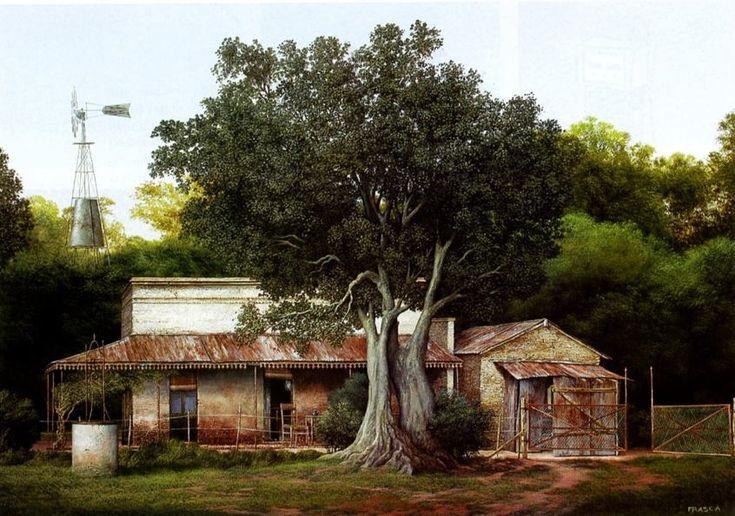 Jorge Frasca, Pintor realista contemporáneo