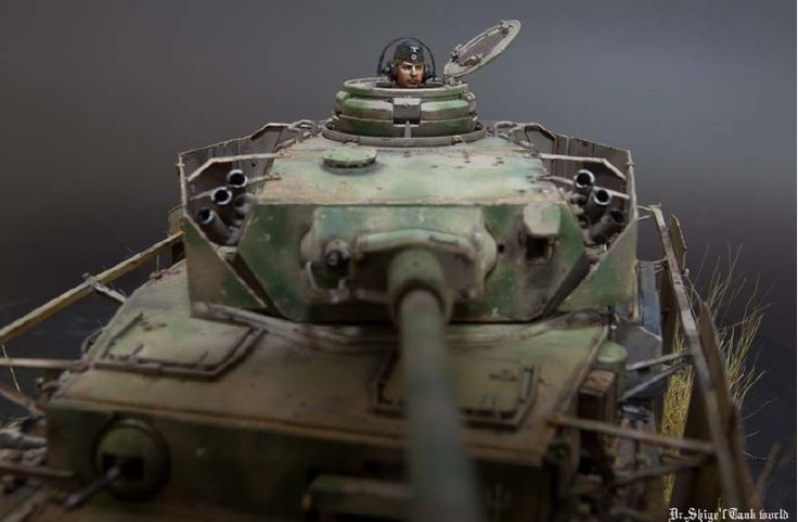 Pz.Kpfw.Ⅳ Ausf.G 4号戦車G型 1943 4-5月生産型