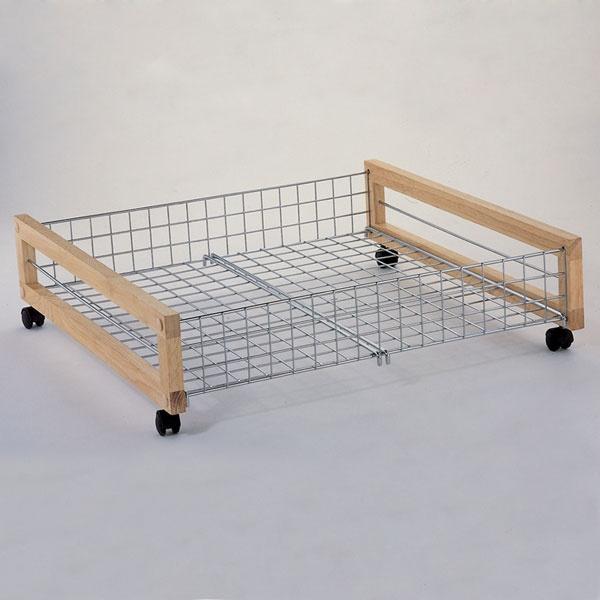 Metal Underbed Storage Rack
