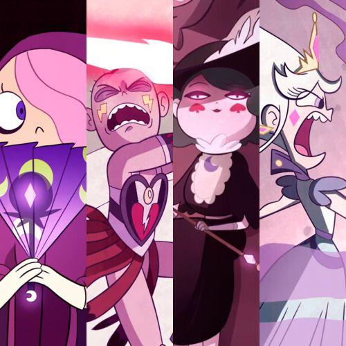 Star VS The Forces of Evil Headcanons