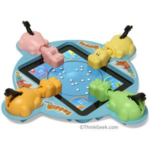 "Hungry Hippos for my iPad....my nephew will love this. He calls my iPad my ""big fun phone"" :)"