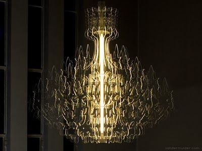 This Therese Xl Chandelier Provides A Modern Reincarnation Of The Traditional Where Not Only Lamps But Whole Body Fixture Emits