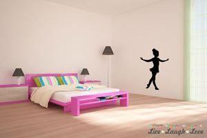 Ballerina - Vinyl Wall Decal