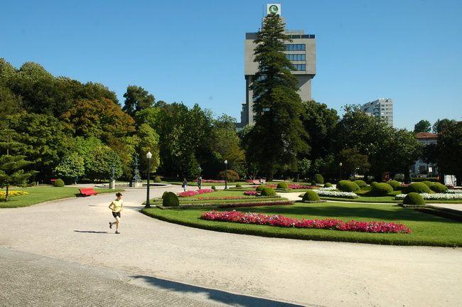 Parque e Jardins do Palácio de Cristal (Porto) - Distrito do Porto | Guia da Cidade | Porto e Região Norte