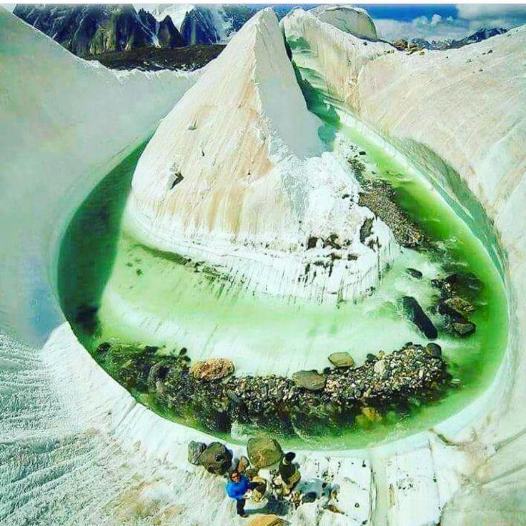 Mountain Climbing as a Metaphor for Life — We crossed the Baltoro Glacier of the Karakoram,...