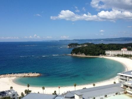 2012/09/25 白良浜, 南紀白浜, 和歌山県 / Shirarahama Beach, Nanki Shirahama, Wakayama, Japan