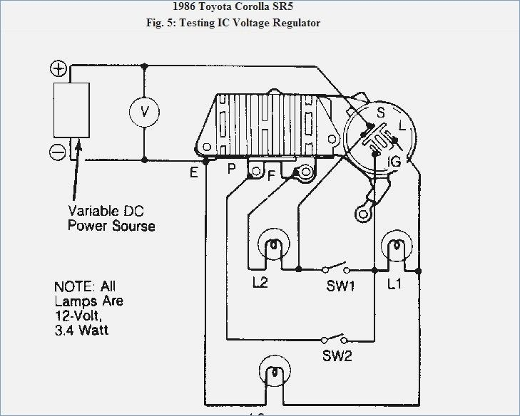 Alternator wiring diagram toyota corolla | Wiring Diagram | Toyota on