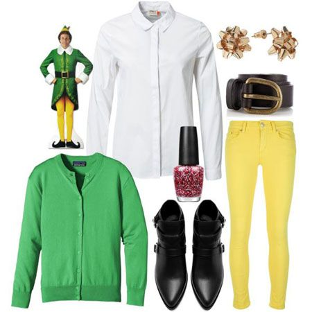 Cute Winter Outfits - Buddy the Elf