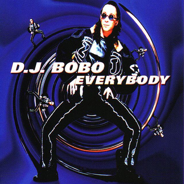 """""""Everybody - Radio Mix"""" by DJ Bobo was added to my Descubrimiento semanal playlist on Spotify"""