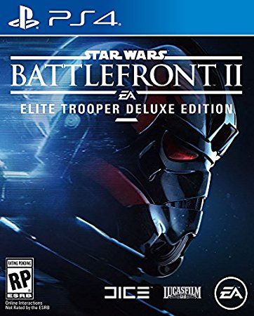 Star Wars Battlefront II: Elite Trooper Deluxe Edition - PlayStation 4featured best selling video game and consoles & accessories on the web with the best price over 18000 game with over 75 language to shop with . #videogameref #realtraveloffers #flipfidget #casinoref