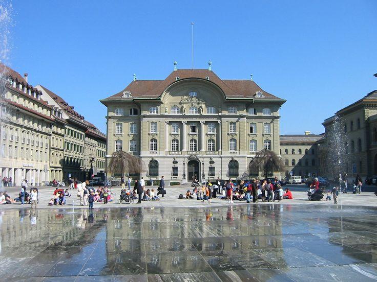 Schweizerische Nationalbank, Zürich, Switzerland