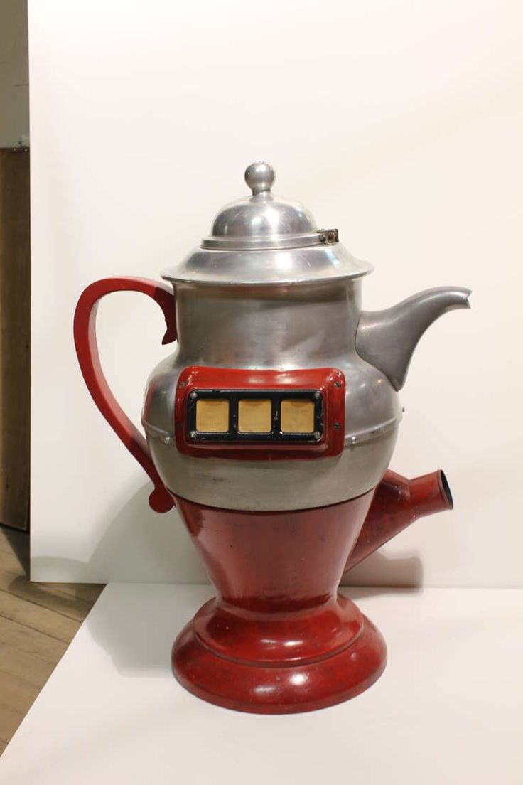 Giant Decorative Commercial Coffee Grinder By Duplex