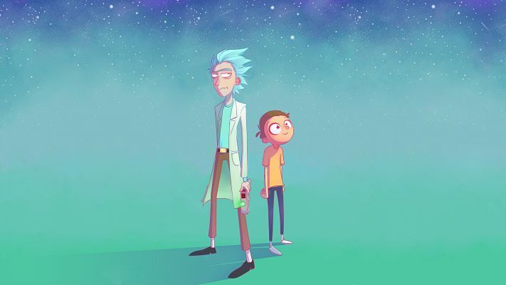 Rick And Morty 4k Hd Wallpaper 2560x1440 Rick And Morty Rick And Morty Season Morty