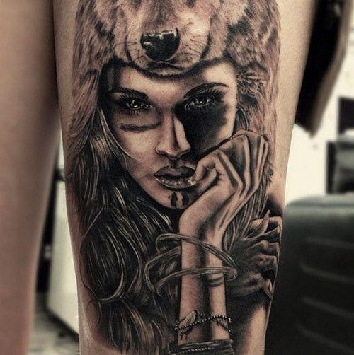 Tattoos by Drew Apicture   Inked Magazine