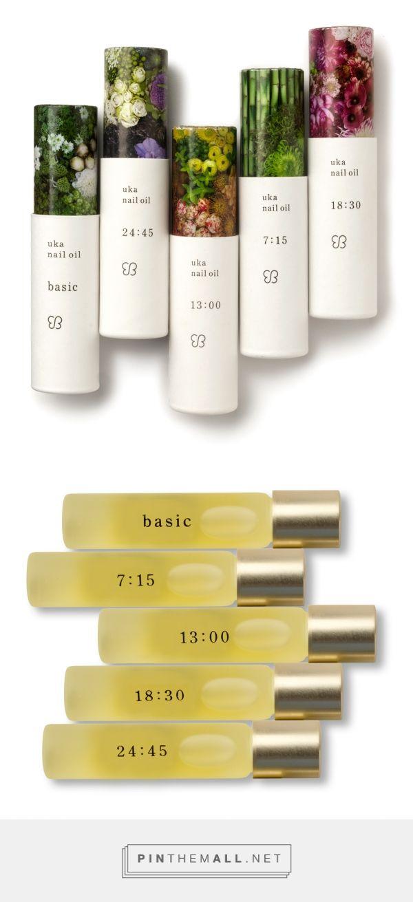 Uka\'s Japanese Nail Oils —