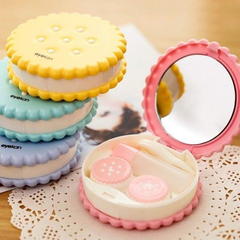 Cute Contact Lens Cases YesStyle.com