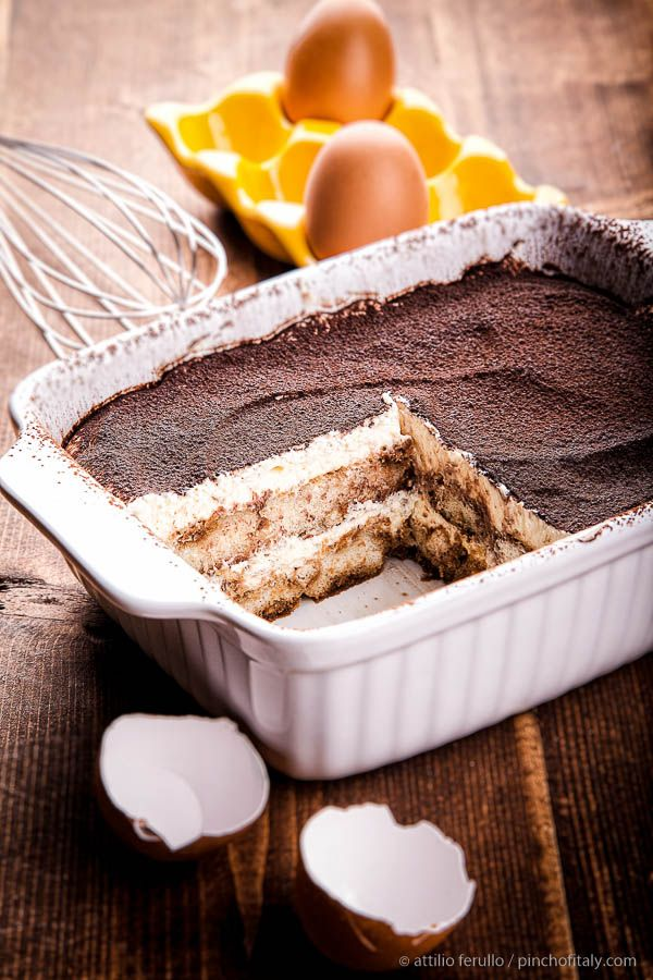 How To Make Homemade Tiramisù Traditional Italian Dessert with Step-by-Step Pictures...