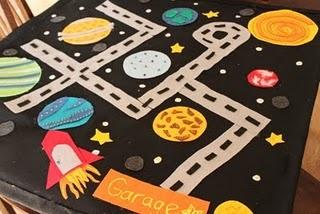 Car Felt Boards (Boy and Girl version)--Road Trip Craft