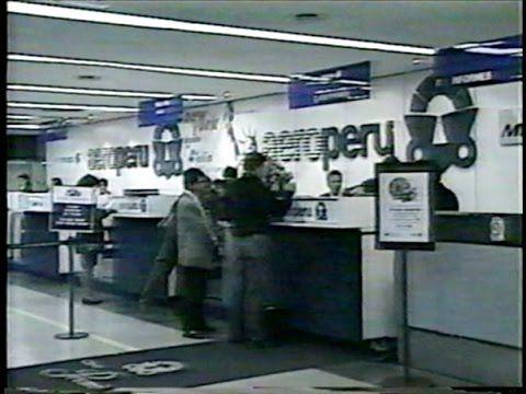 Accidente Aéreo en Perú - Vuelo 603 de AeroPerú ( 2/10/1996 )