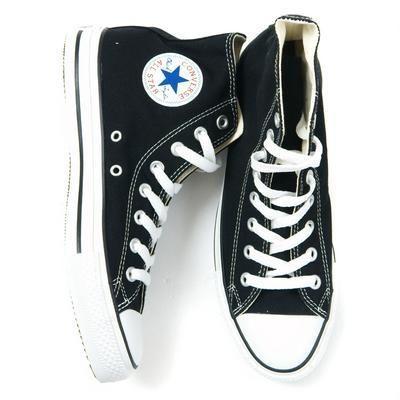 Black High Top Converse Shoe Carnival