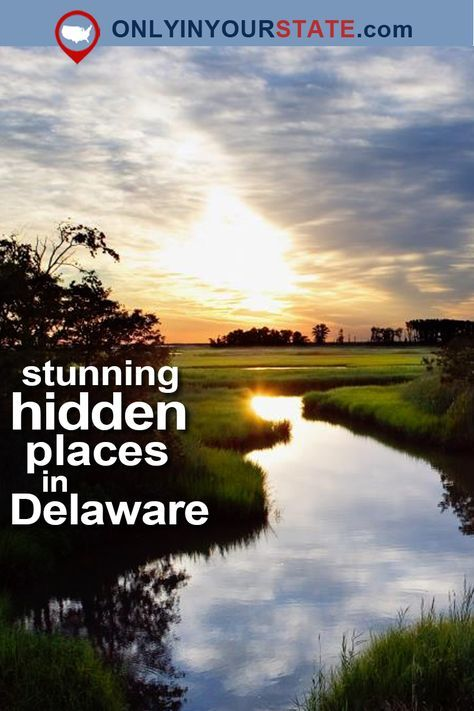 Travel | Delaware | Stunning Places | Scenic | Beautiful | Hidden Finds | Natural Beauty