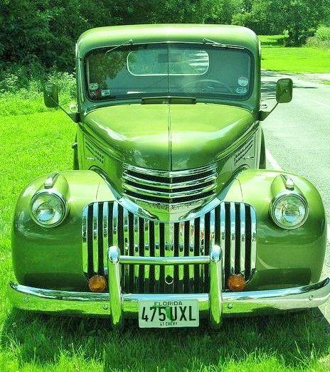 La limousine verte