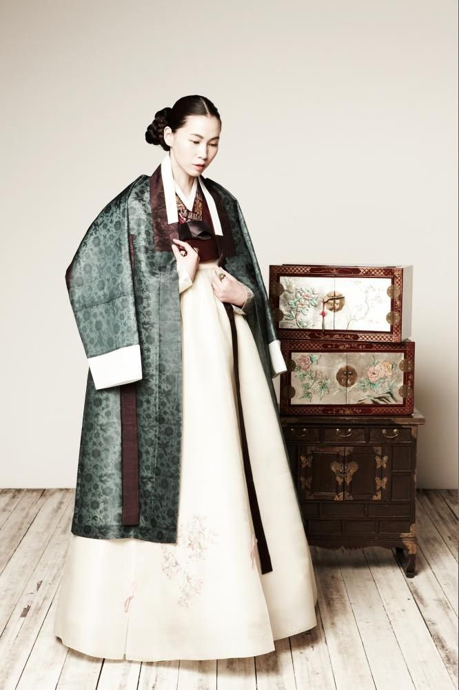 Traditional Korean Dress, Hanbok