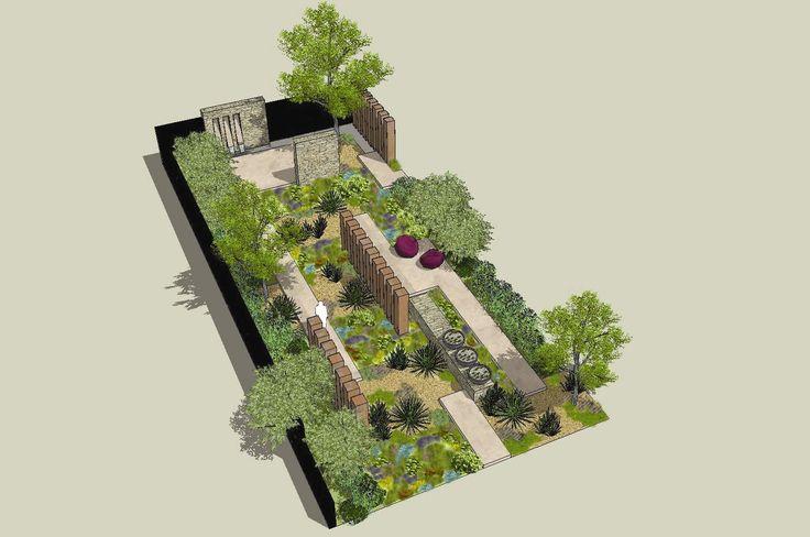 Bureau du0027études paysagères à Lorient Landscaping, Gardens and - gartenplanung software kostenlos deutsch
