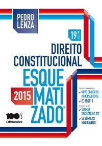 Direito Constitucional Esquematizado - Lenza