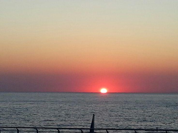 sunset @ Acciaroli