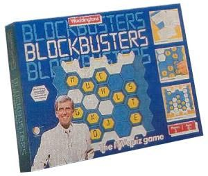 Blockbusters Board Game - 80s Toys and Games, Board Games | Stuff from the 80s