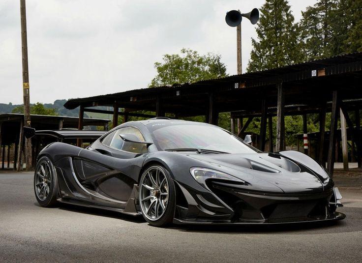McLaren P1 LM http://supercarlegend.com/