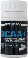 Аминокислоты Ironman BCAA Plus 60 cap