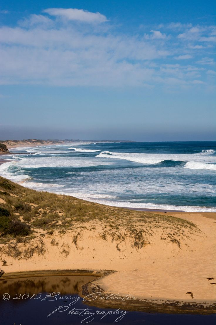 Kilkunda Beach, one of the most beautiful places in Victoria.