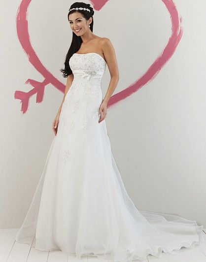 50 best Sweetheart Wedding Dresses images on Pinterest | Wedding ...