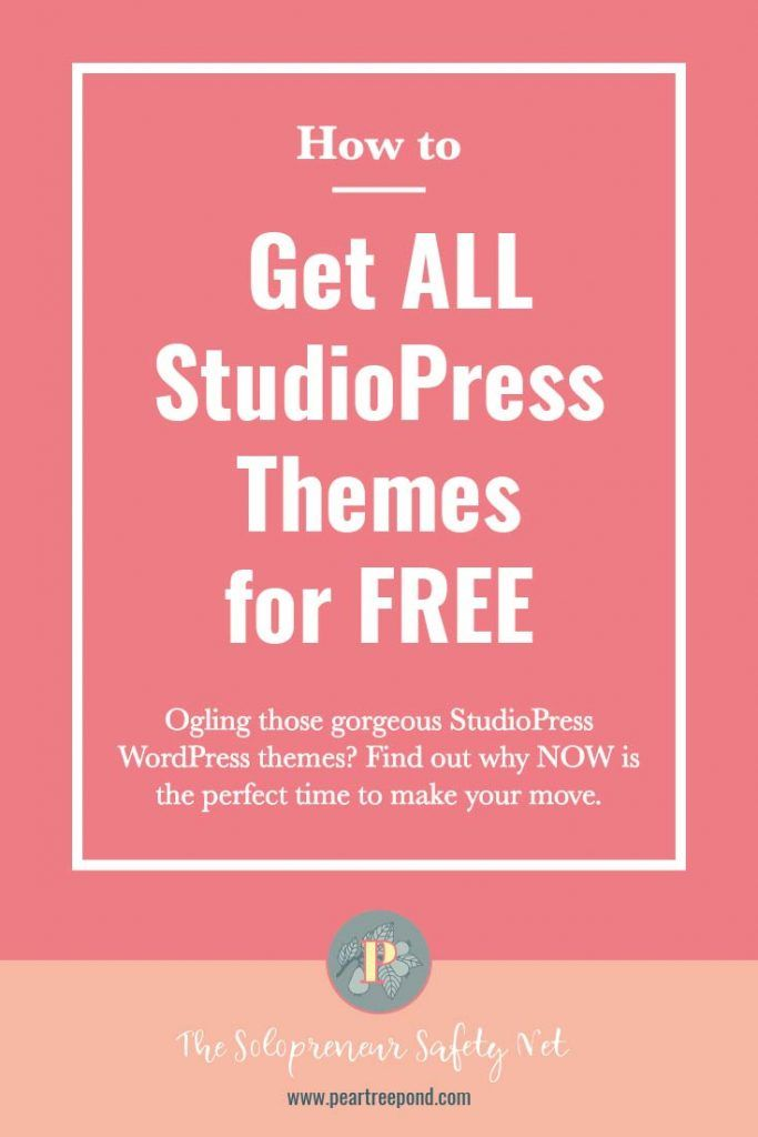 how to get studiopress themes for free website tips pinterest