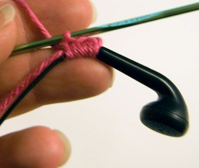 Easy Listening Ear Bud Covers   What a super simple way to protect the wires and keep them from tangling! I'm definitely going to be doing this with mine.