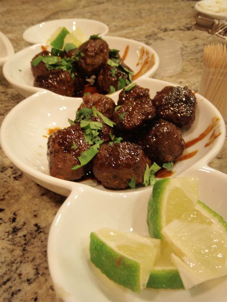 Chilli Lime Moose Meatballs – A delicious appetizer that your guests will rave a