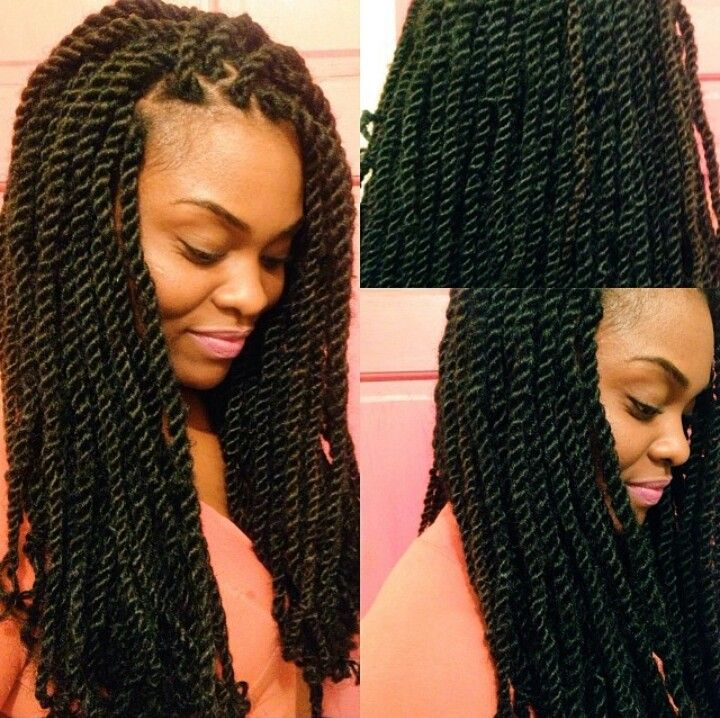 protective styles with marley hair twists lovehair protective 7079