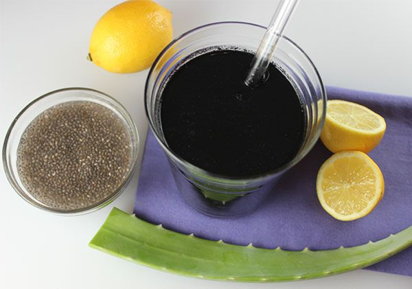 This is our charcoal lemonade recipe that we have personal found to best detoxifying drink for moving activated charcoal, and its adsorbed toxins, through and out the body.