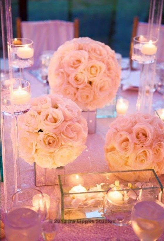37 best Candles images on Pinterest | Table centers, Candle ...