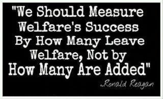 If the welfare program was successful democrats would lose a large number of voters. It pays to keep the poor poor.