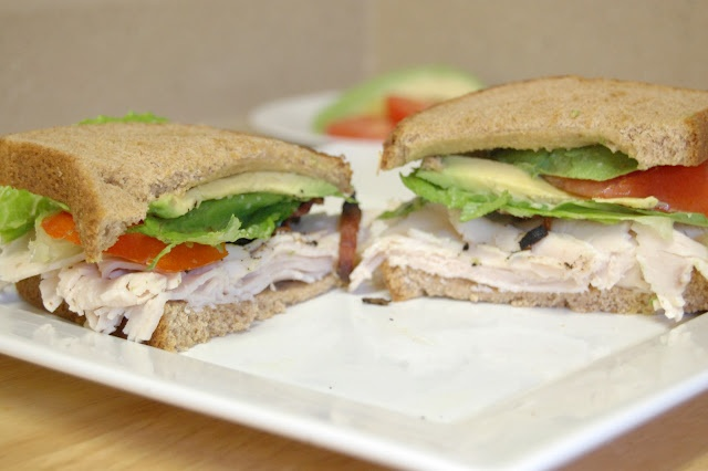 California Turkey BLT aka the TBALT: Delicious Delight, Recipe Idea, Nom Nom