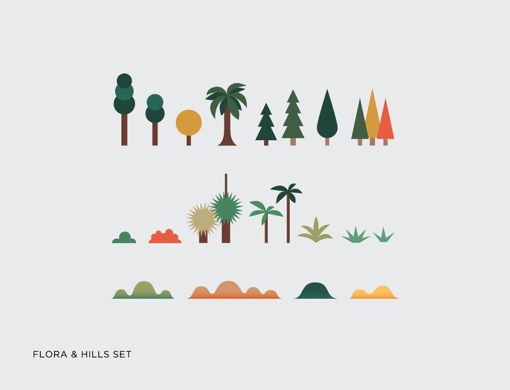 Adobe Illustrator & Photoshop tutorial: Create a vector map collage - Digital Arts