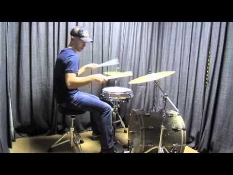 The Amen break drum beat - by Gareth Gale - YouTube