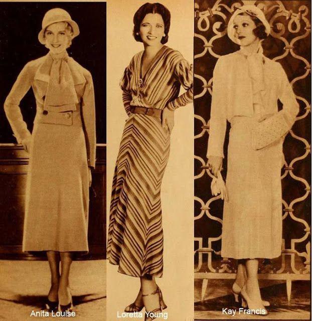 Moda anos 30