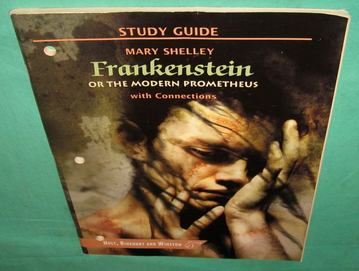 Active Reading Frankenstein Chapters 11-16 Answer Key
