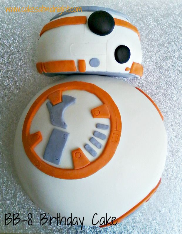 BB8 Cover