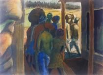 GOING HOME - Gerard Sekoto